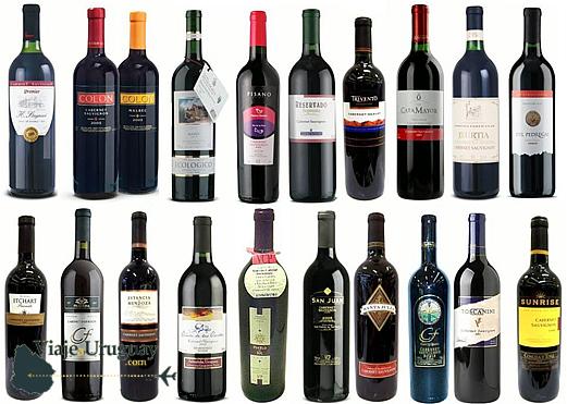 Uruguayos aumentan su consumo de vino